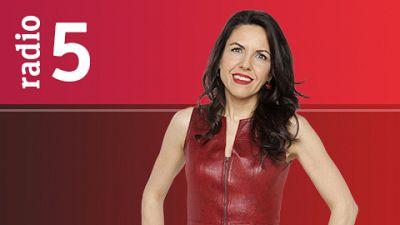Abierto hasta las 2 - Rebeca Jiménez, Cd Valiente, 2 - 20/11/11 - Escuchar ahora