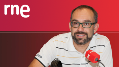 Roberto Soldado, entrevistado en Tablero Deportivo de RNE, tras el partido contra el Sevilla.