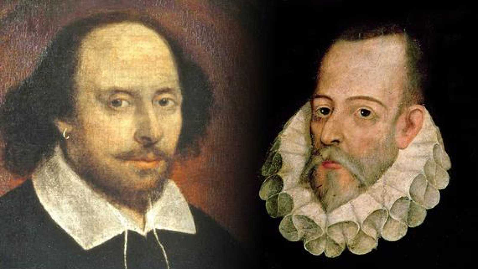 English language broadcast - North By Southwest - Lunatics, lovers and poets. Celebrating Shakespeare and Cervantes - 21/04/16 - escuchar ahora