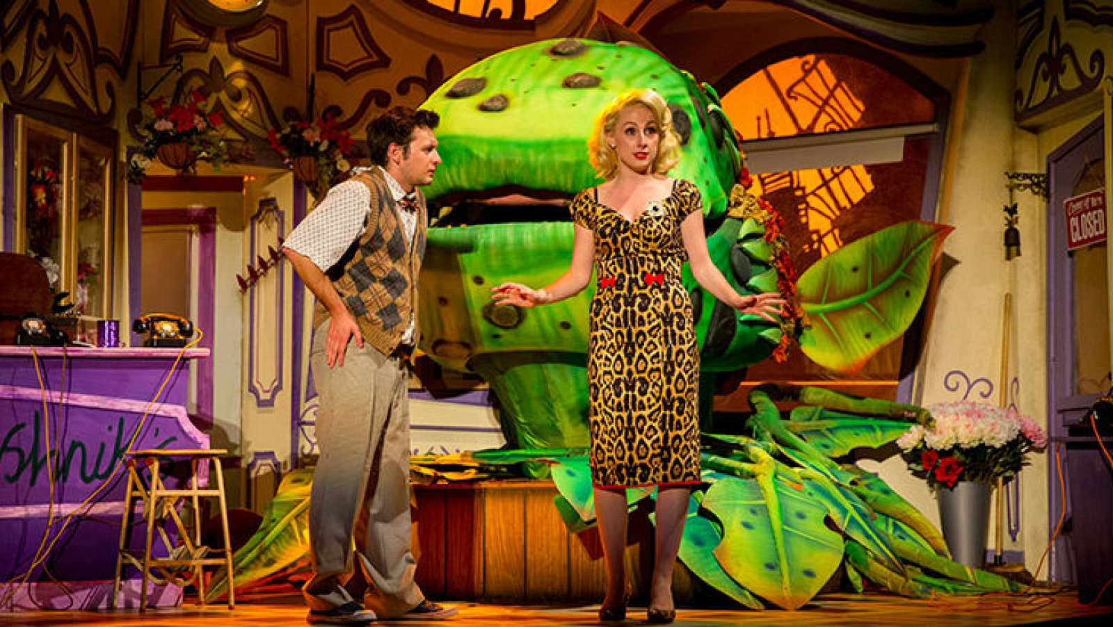 El musical -  Little Shop of horrors UK 2016 tour - 17/09/16 - Escuchar ahora