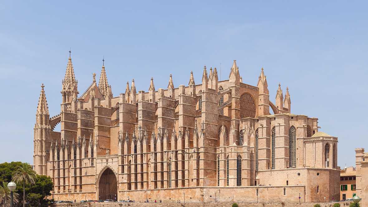 Marca España - En lo más alto de la catedral de Palma de Mallorca - escuchar ahora