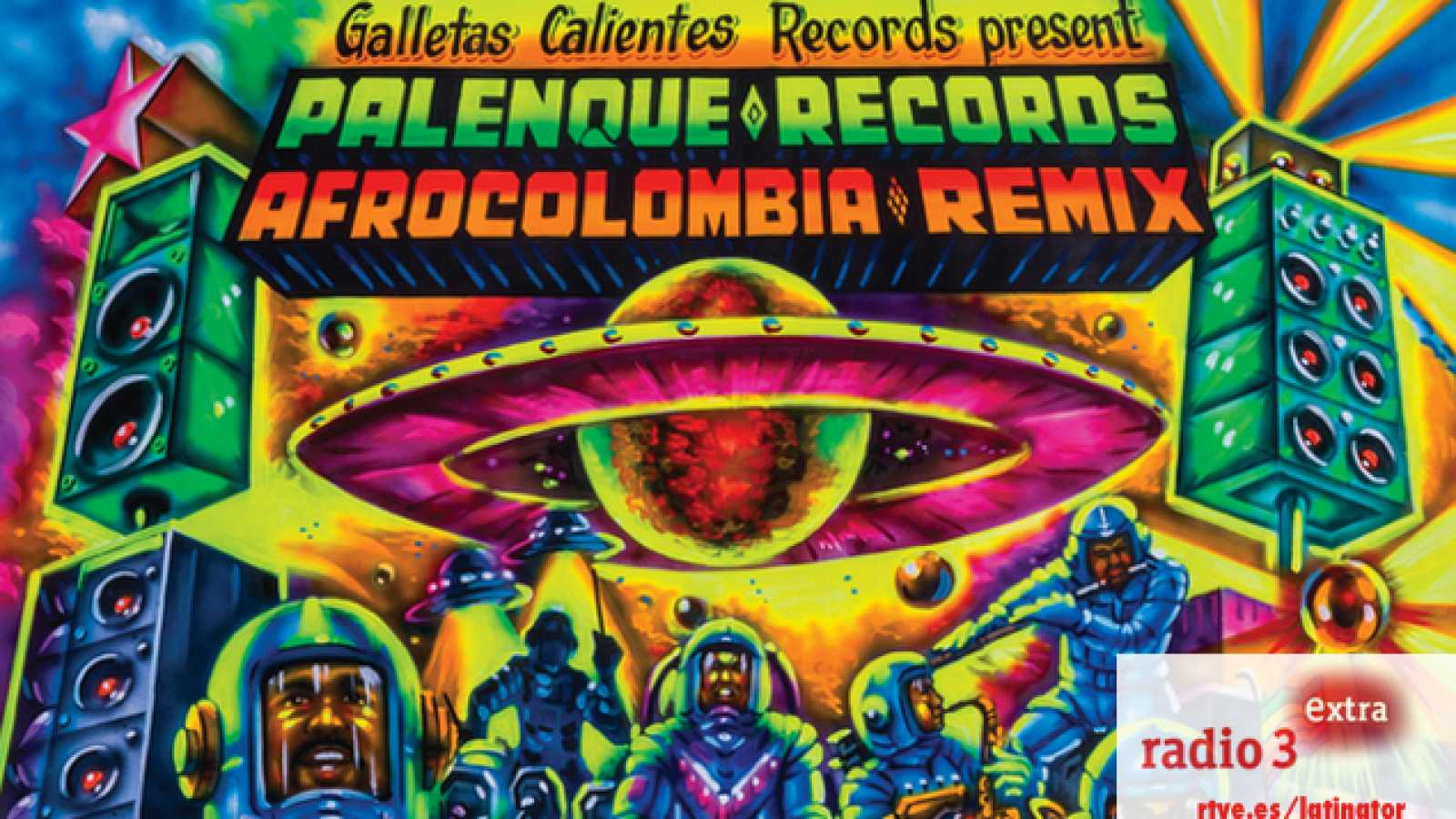 Latinator - AFROCOLOMBIA REMIX - Escuchar ahora