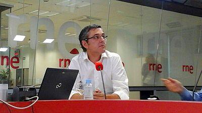 Las mañanas de RNE - Madina acusa a Sánchez de estar anclado en el pasado - Escuchar ahora