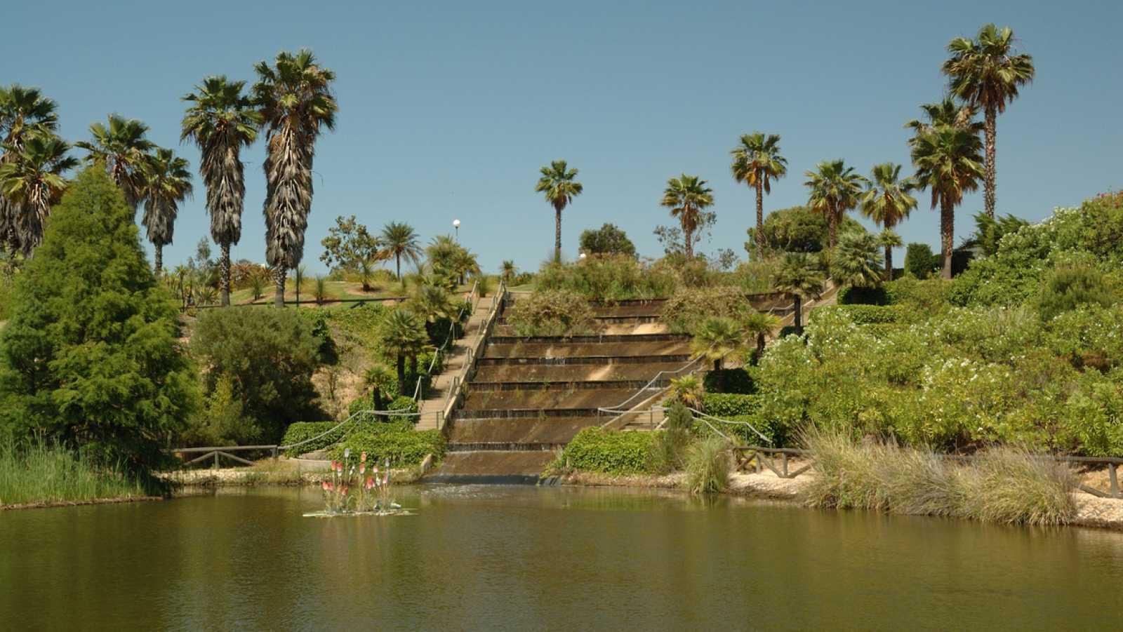 Encuentro entre dos mundos - Paseo por el parque botánico José ...
