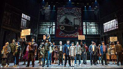 Gente despierta - Con Ricardo Sánchez Cuerda, responsable de los decorados de 'Billy Elliot' - Escuchar ahora