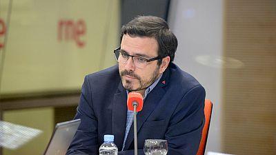 """Las mañanas de RNE - Alberto Garzón: """"No hemos sido capaces de explicarnos bien"""" - Escuchar ahora"""