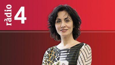 Lletra lligada - Tertúlia 'El profe em té mania'. Revolució a les aules. Núria Martínez Ribot