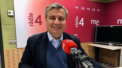 El matí a Ràdio 4 - Entrevista Jordi Xuclà