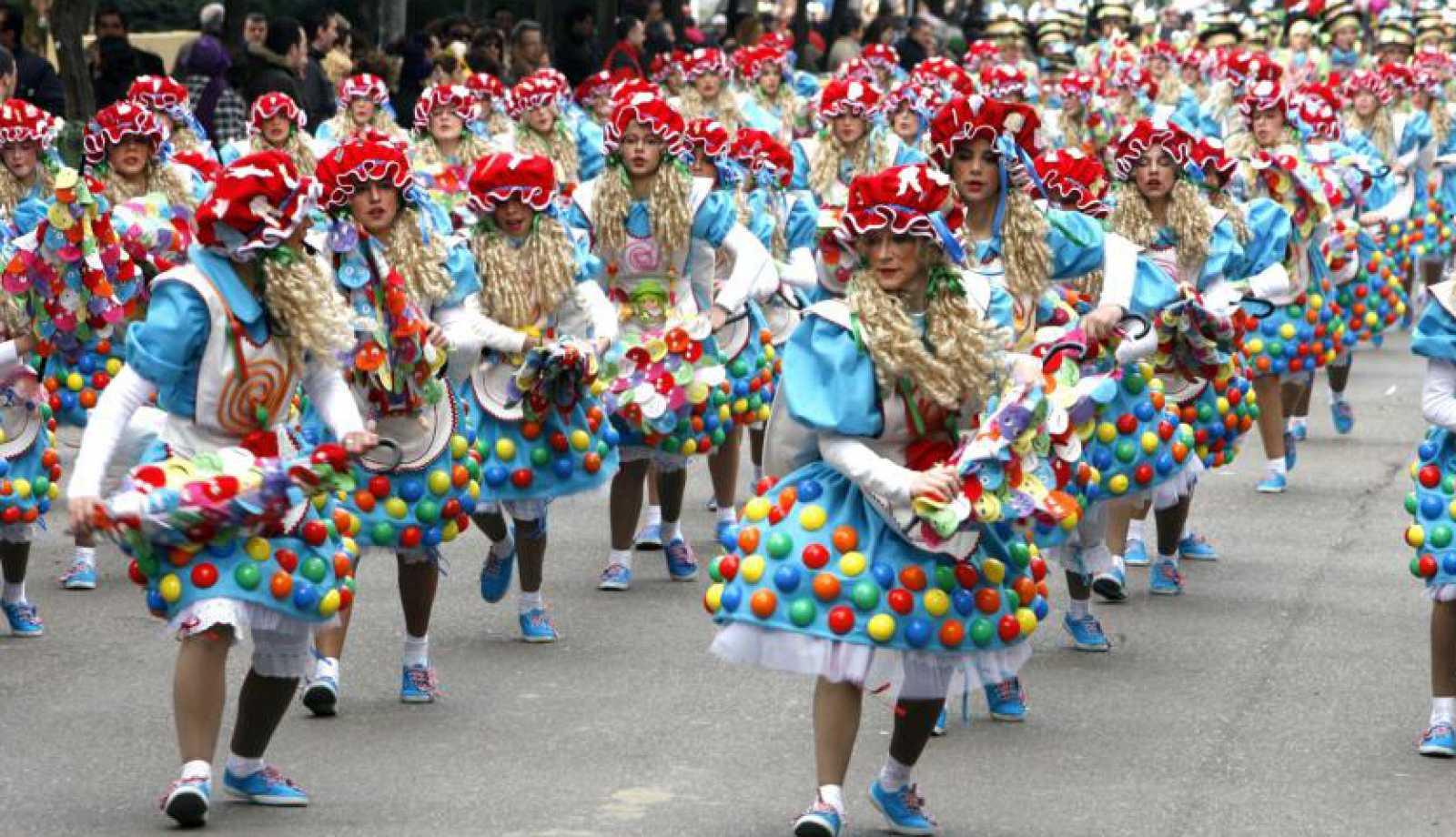 carnaval badajoz interes turistico nacional