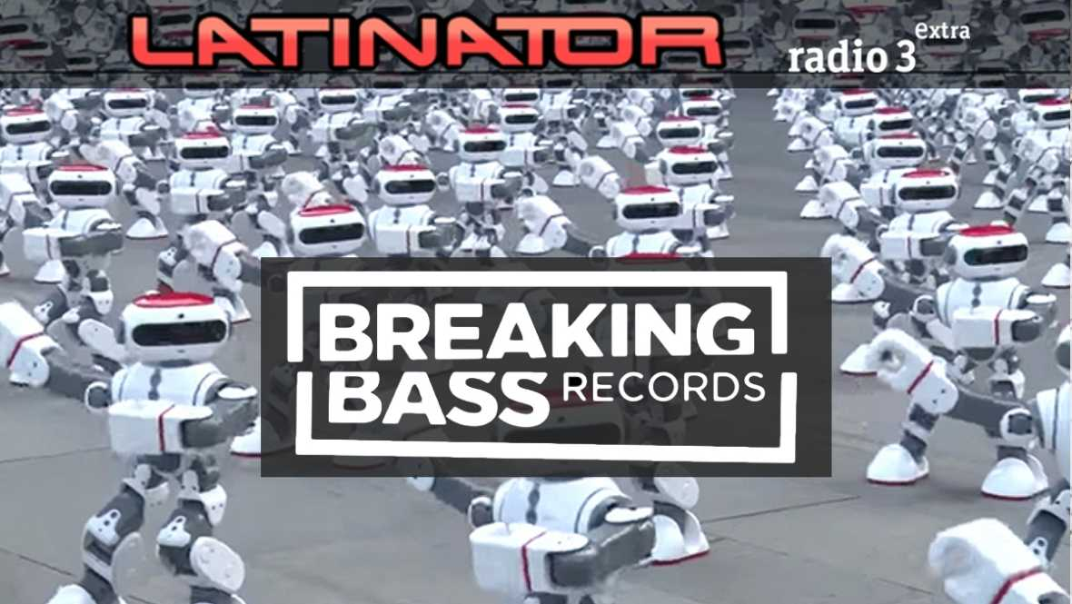 Latinator - BREAKING BASS RECORDS