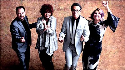 Próxima parada en Radio 5 - The Manhattan Transfer: 'The junction' - 22/05/18 - Escuchar ahora