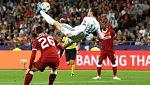 Tablero deportivo - Los goles del Real Madrid 3 Liverpool F.C.1