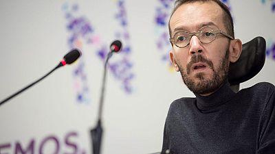 Las mañanas de RNE - Echenique asegura que lo que sucede en Cataluña es consecuencia de la estrategia irresponsable que inició el PP - Escuchar ahora