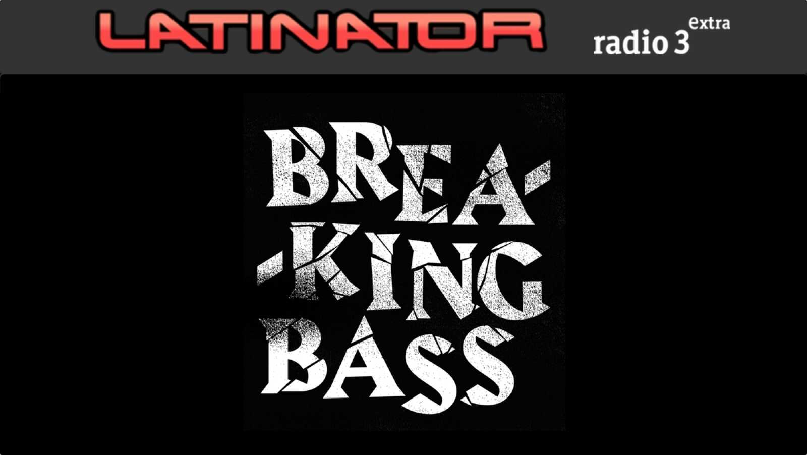 Latinator - BREAKING BASS - EL VINILO
