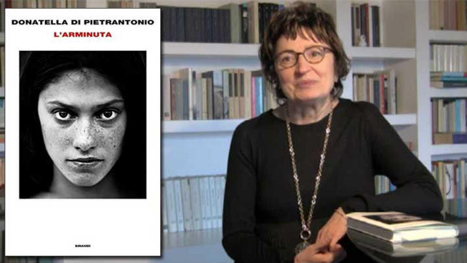 """Libros de arena - Donatella di Pietrantonio y """"La Retornada"""" - 29/9  reproducir audio"""