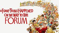 El tranvía de Broadway - A Funny Thing Happened on the Way to the Forum .1962. (Golfus de Roma ) Zero Mostel - 19/11/18 - escuchar ahora