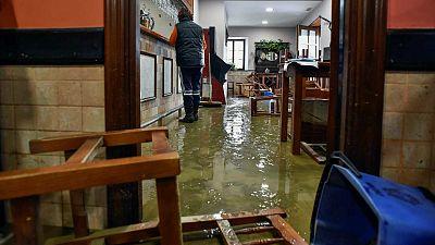 14 horas - ¿Están preparadas las ciudades para hacer frente a las lluvias torrenciales?
