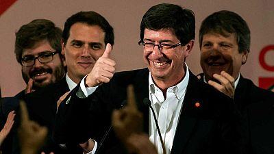 """Las mañanas de RNE con Íñigo Alfonso - Marín califica de """"históricos"""" los resultados de Cs en Andalucía - Escuchar ahora"""