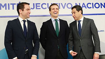 Las mañanas de RNE con Íñigo Alfonso - García Egea dice que Juanma Moreno es el legítimo presidente - Escuchar ahora