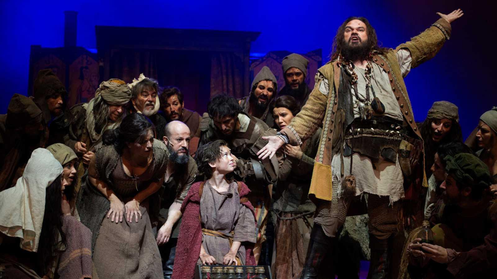 anastasia el medico premios teatro musical musicales