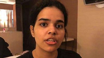 14 horas - ACNUR ofrece protección a Rahaf Mohamed, la joven saudí que huye de su familia - escuchar ahora