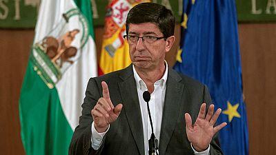 14 horas - Andalucía: Ciudadanos en un gobierno por primera vez - Escuchar ahora