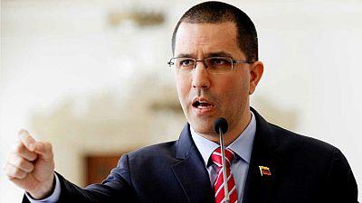 """24 horas - Ministro de Exteriores venezolano, Jorge Arreaza: """"Nosotros vamos a insistir en el dialogo permanentemente"""" - escuchar ahora"""