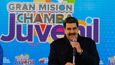 Informativos fin de semana - 14 horas - Maduro acusa a Sánchez por su nefasta posición al lado de Trump - Escuchar ahora