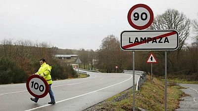 Boletines RNE - Este martes entra en vigor el nuevo límite de velocidad en las carreteras convencionales - Escuchar ahora