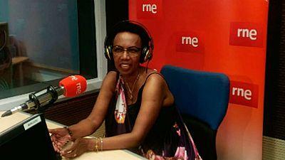 Las mañanas de RNE con Íñigo Alfonso - Claudine Uwasakindi, superviviente del genocidio de Ruanda nos cuenta su historia - Escuchar ahora