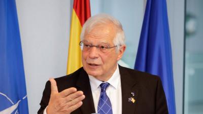 Josep Borrell renuncia a su acta de eurodiputado - escuchar ahora