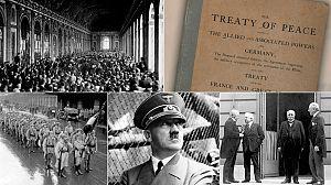 Se cumplen 100 años del Tratado de Versalles