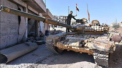 Guerra en Siria - RTVE es