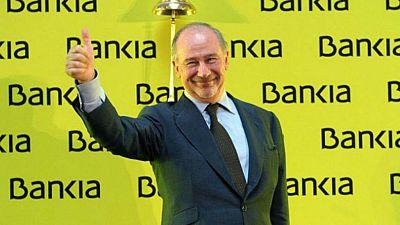 Boletines RNE - Se complica el futuro para Rodrigo Rato por la salida a Bolsa de Bankia - Escuchar ahora