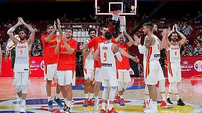 Tablero deportivo - Así ha sonado la clasificación de España a la final del Mundial - Escuchar ahora
