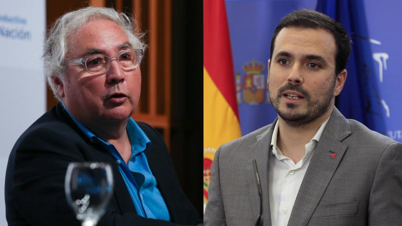 14 horas Fin De Semana - Garzón será ministro de Consumo y Castells de Universidades - Escuchar ahora