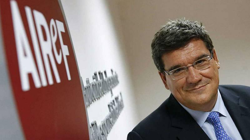 14 horas - José Luis Escrivá, el gran fiscalizador de las cuentas públicas, ministro de Seguridad Social - Escuchar ahora