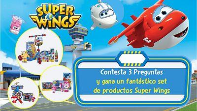 Concurso ¡Participa en el gran reto Super Wings!