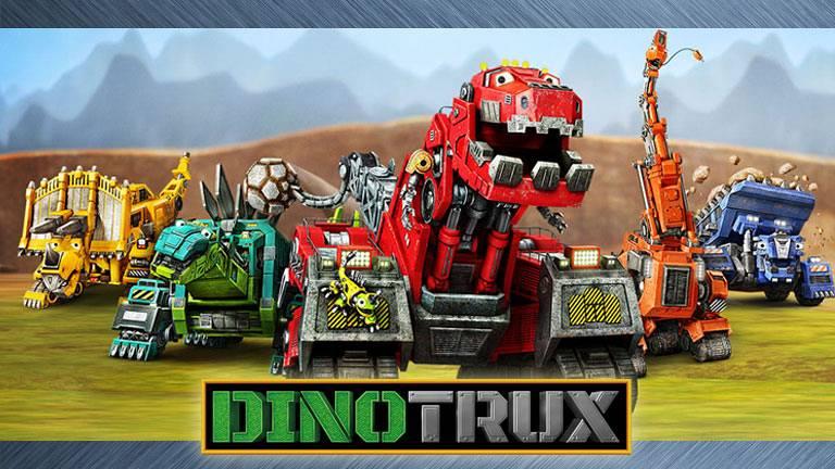 ✖ Concurso \'¿Qué Dinotrux llevas dentro?\' - Clan TV - RTVE.es