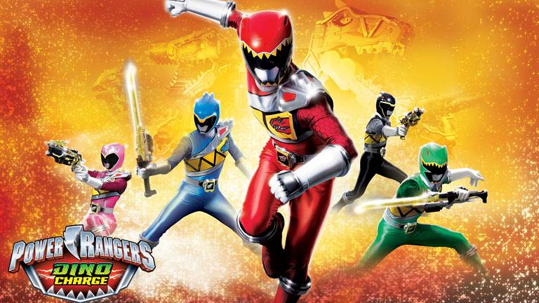 ✖ Concurso ¡Power Rangers Dino Charge! - Clan TV - RTVE.es