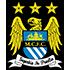 Escudo del equipo 'Man. City'