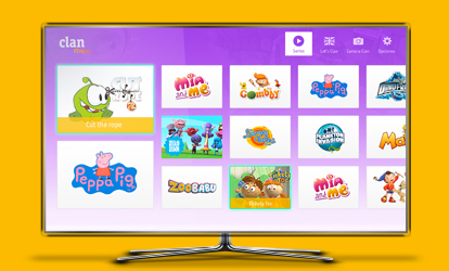 Apps Clan para Smartphone, Tablet y Smart TV - RTVE es