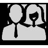 icono de Ministerio Presidencia, Relaciones con las Cortes e Igualdad