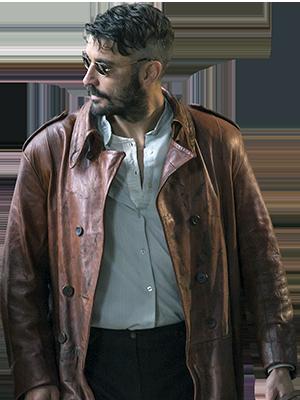 Alex García es Ricardo León Personajes_el_continental_02
