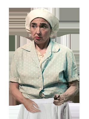María Isabel Díaz es Lisette Personajes_el_continental_10
