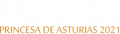 Logo Premios Princesa de Asturias 2021