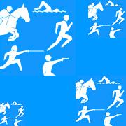 icono de Pentatlón moderno