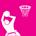icono de Baloncesto en silla de ruedas