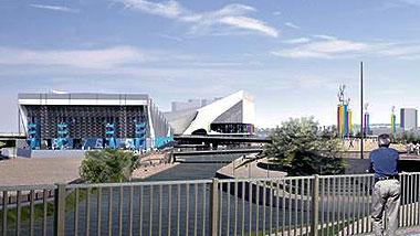Imagen de la sede water-polo-arena
