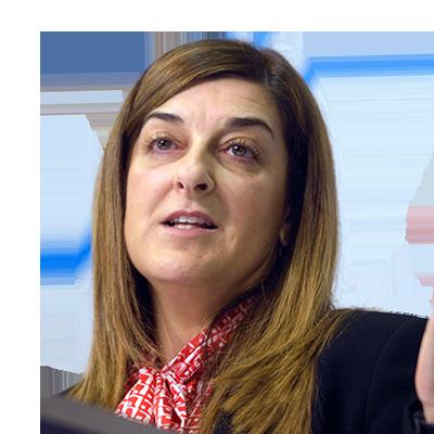 María José Sáenz de Buruaga